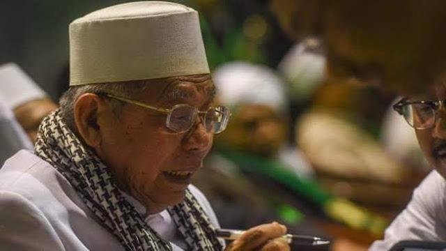 KH. Ma'ruf Amin, Profile Dan Nasabnya