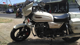 BURSA MOGE BALI : Forsale Honda CB650 Police - DENPASAR