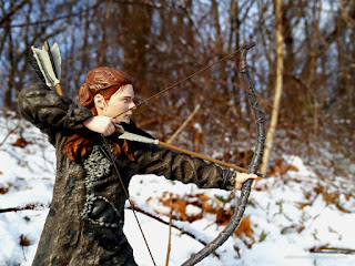Dark Horse Game of Thrones Ygritte Figure