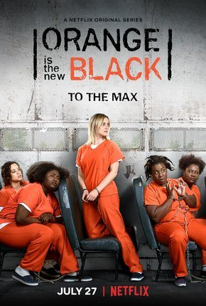 Orange Is the New Black - 6ª Temporada Completa Séries Torrent Download capa