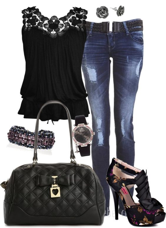 Outfits of Spring Styles