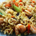 Pancit with Shrimps