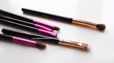 13rushes Brushes Review, Affordable makeup brushes, Eye makeup brushes, Makeup Brushes, sigma dupes makeup brushes, Makeup, Makeup tools, best cheap Makeup brushes, 13rushes website review, Indian beauty blog, beauty tools, mac brushes dupes, Singaporean makeup brushes