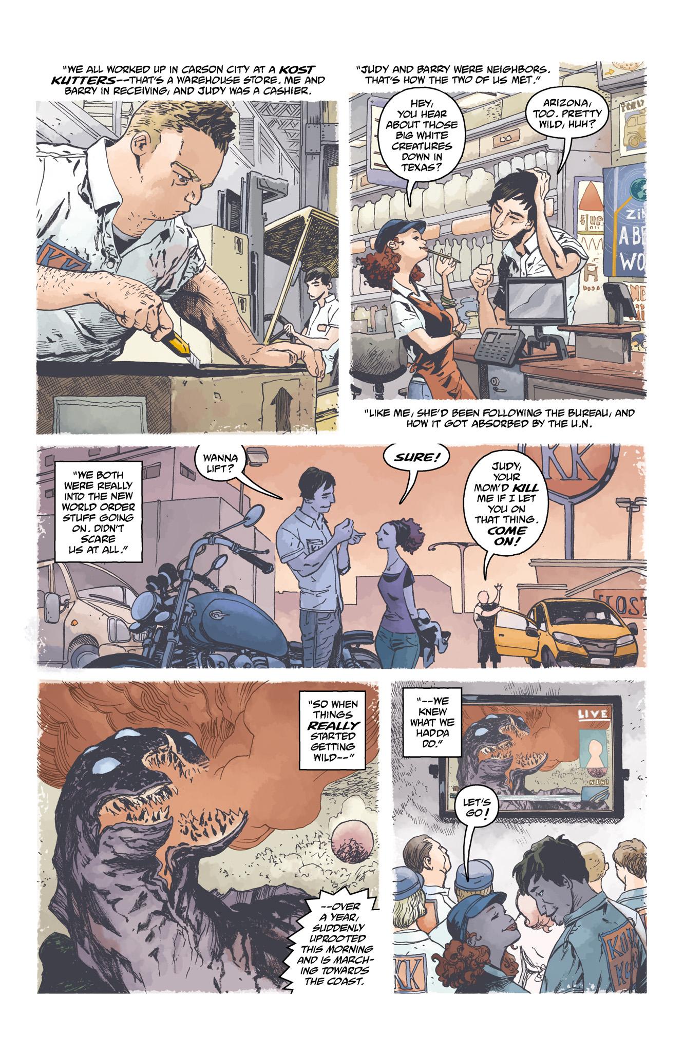 Read online Abe Sapien comic -  Issue #4 - 17