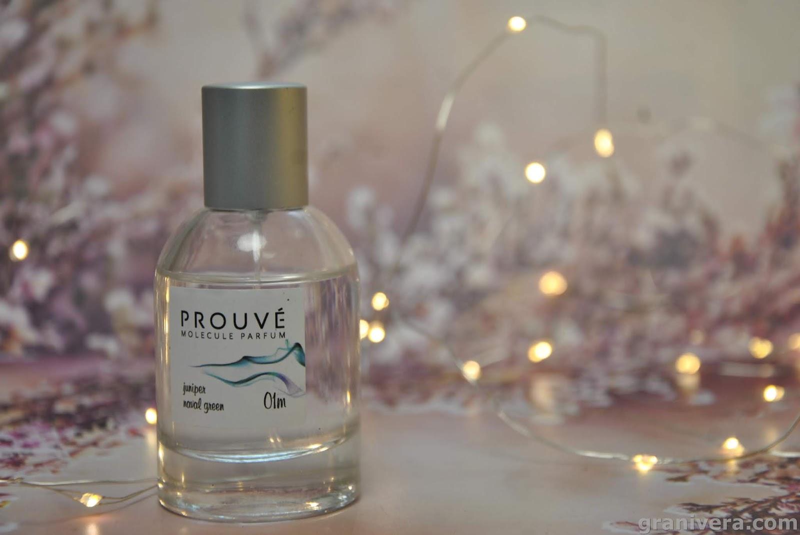 PERFUMY MOLEKULARNE PROUVE- UNISEX
