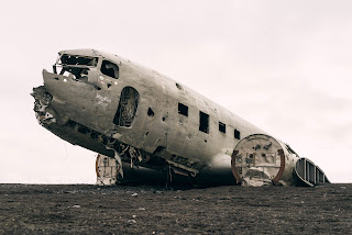 WWII downed plane