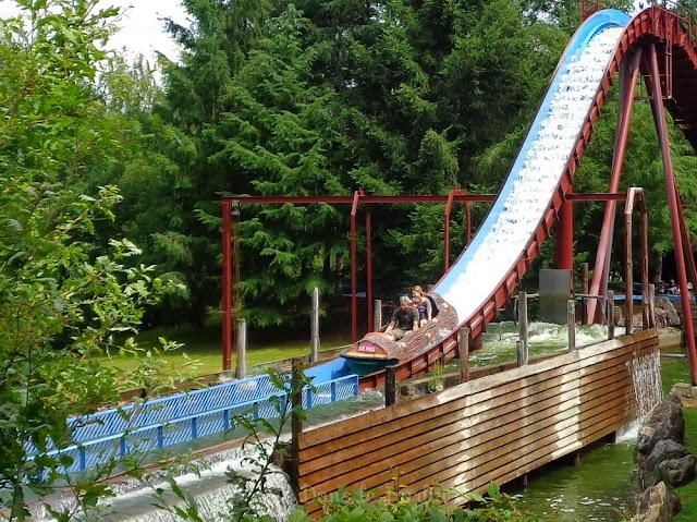 Le Pal, leuk pretpark in Bourgondië frankrijk