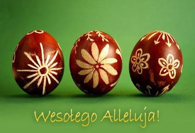 Wesolego Alleluja!, Happy Easter in Polish