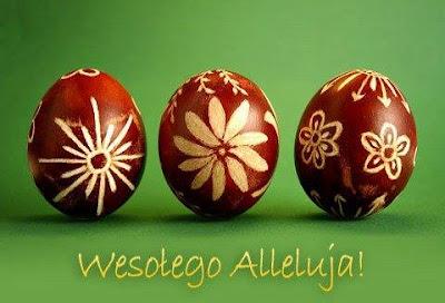 Wesolego Alleluja!, Happy Easter in Polish