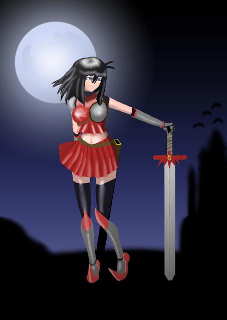 【ほっとする】剣と魔法の世界っぽい感じ【今日の楓さん】