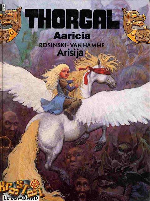 Arisija - Thorgal
