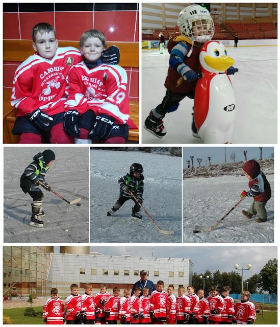 хоккей в Орше