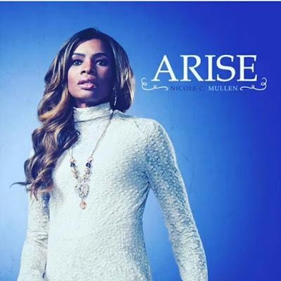 Arise Cover Nicole C. Mullen