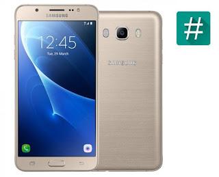 طريقة عمل روت لجهاز Galaxy J7 2016 SM-J710F اصدار 6.0.1