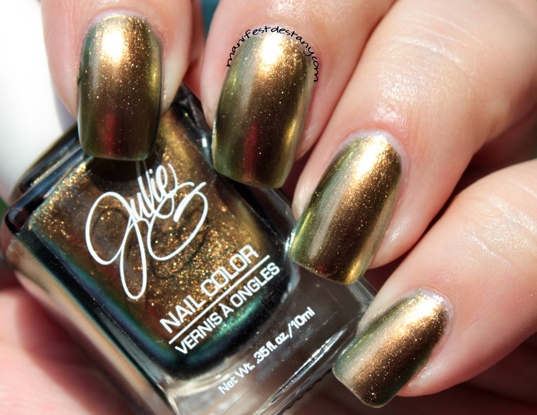 Julie G You-niverse swatches+review | Confessions of a Sarcastic Mom