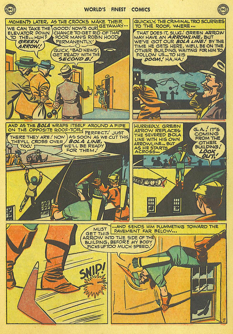Read online World's Finest Comics comic -  Issue #49 - 24
