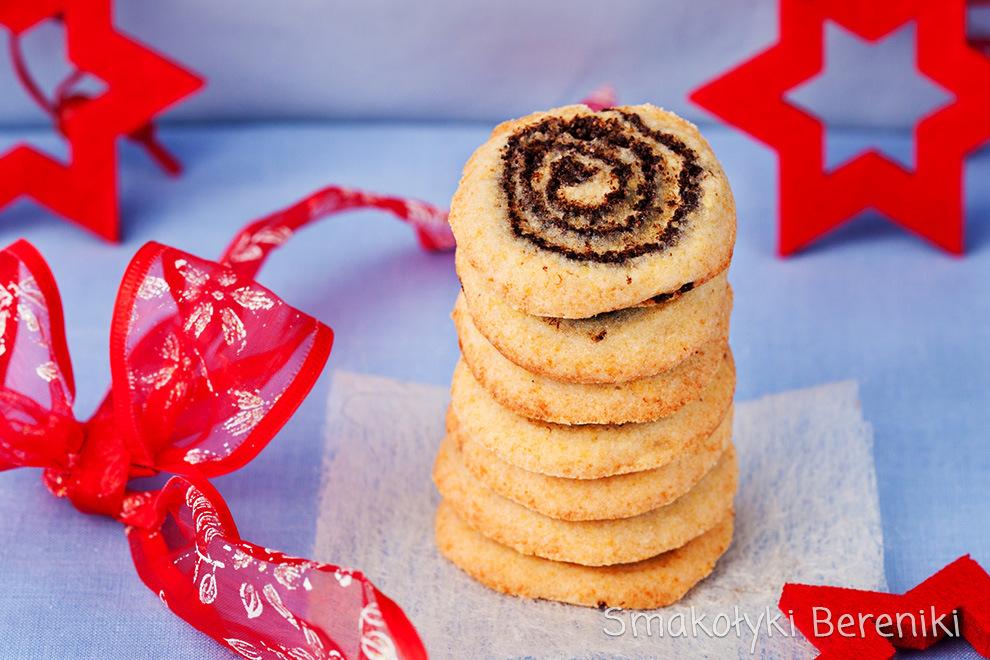 Ciasteczka makowe