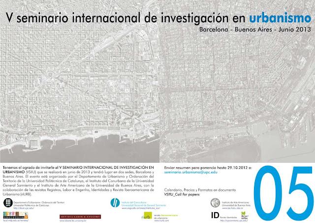 Donde Estudiar Urbanismo En Barcelona Y Buenos Aires Aeroleo