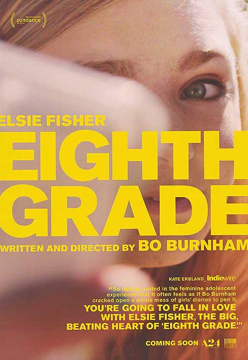 Eighth Grade (2018) เกรดแปด สัปดาห์วุ่นวันพ้นวัย (ซับไทย)