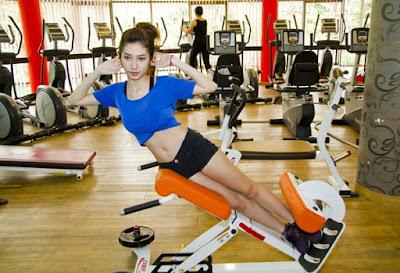 tập gym cho nữ giới