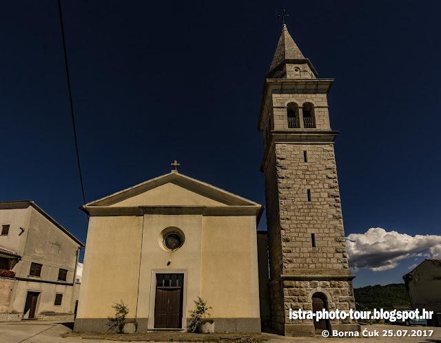 Kaldir župna crkva Sv. Ivana Krstitelja
