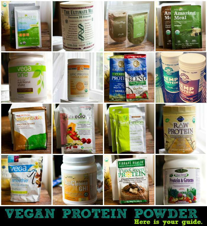 Vegan Protein Powders for Smoothies My BIG Guide!