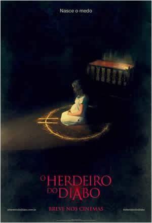Capa do Filme O Herdeiro do Diabo