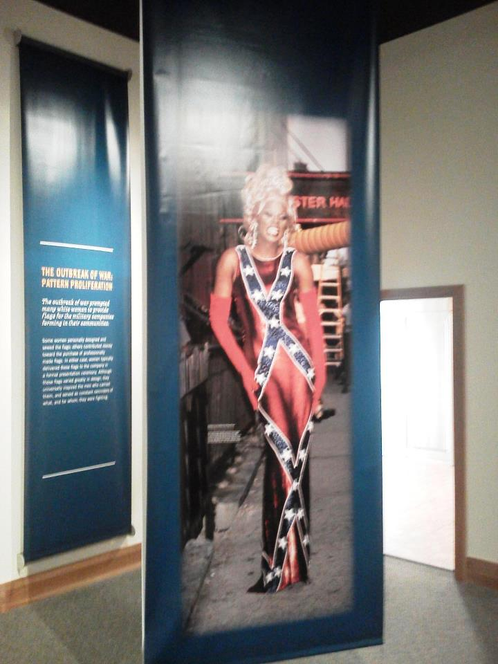 Neo Confederates Freak Out About Ru Paul Museum Display