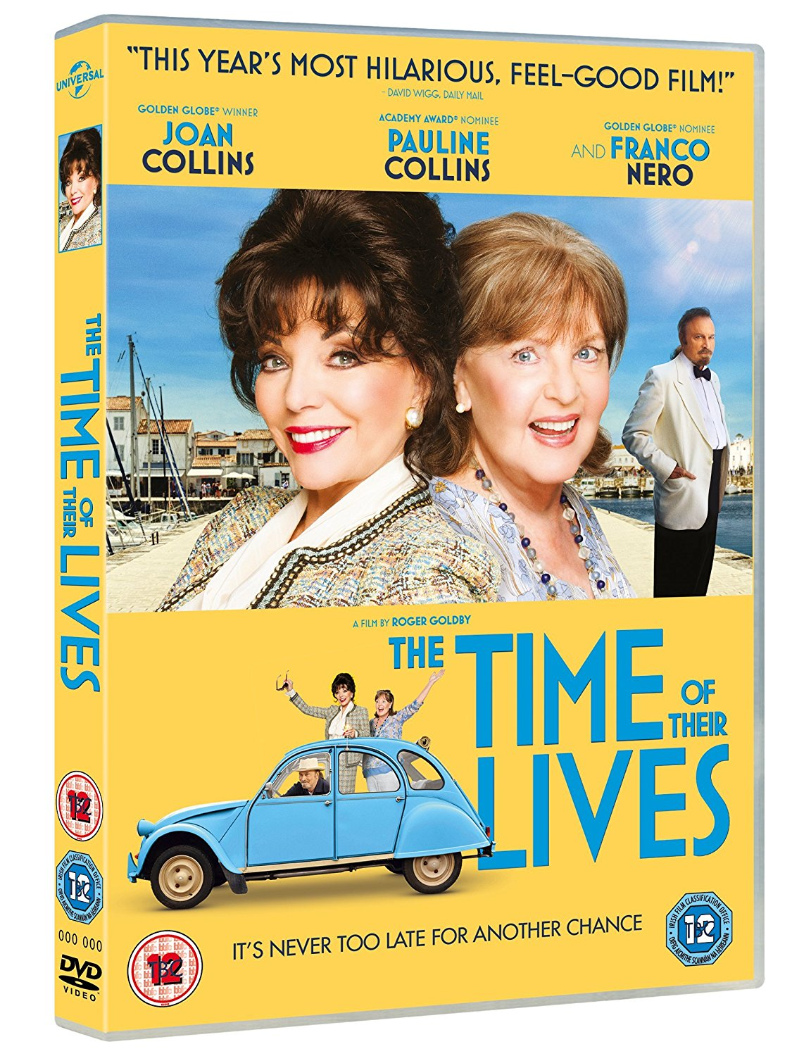 THE TIME OF THEIR LIVES DVD OUT NOW!
