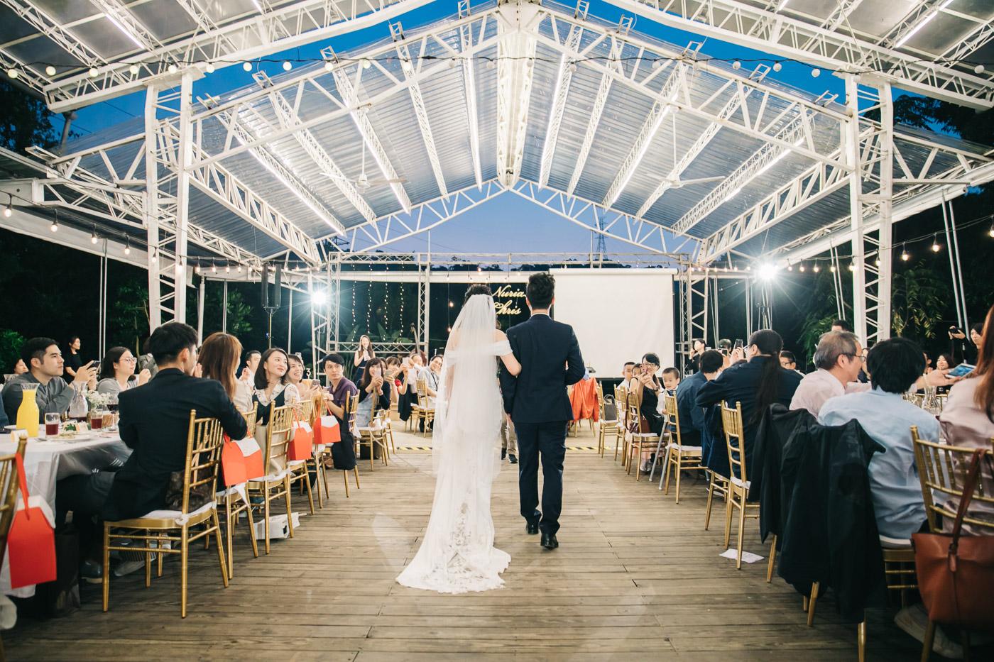 納美花園,婚禮攝影