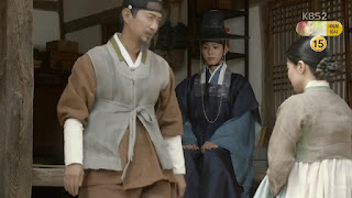 Sinopsis Moonlight Drawn By Clouds Episode 12 - 1