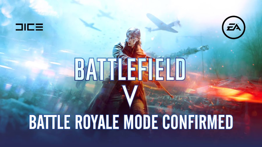 battlefield v battle royale mode