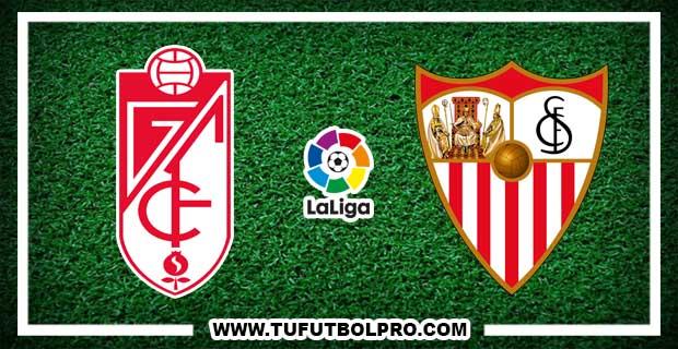 Ver Granada vs Sevilla EN VIVO Por Internet Hoy 3 de Diciembre 2016