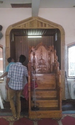 Kerala Style Carpenter Works And Designs Wood Paneling