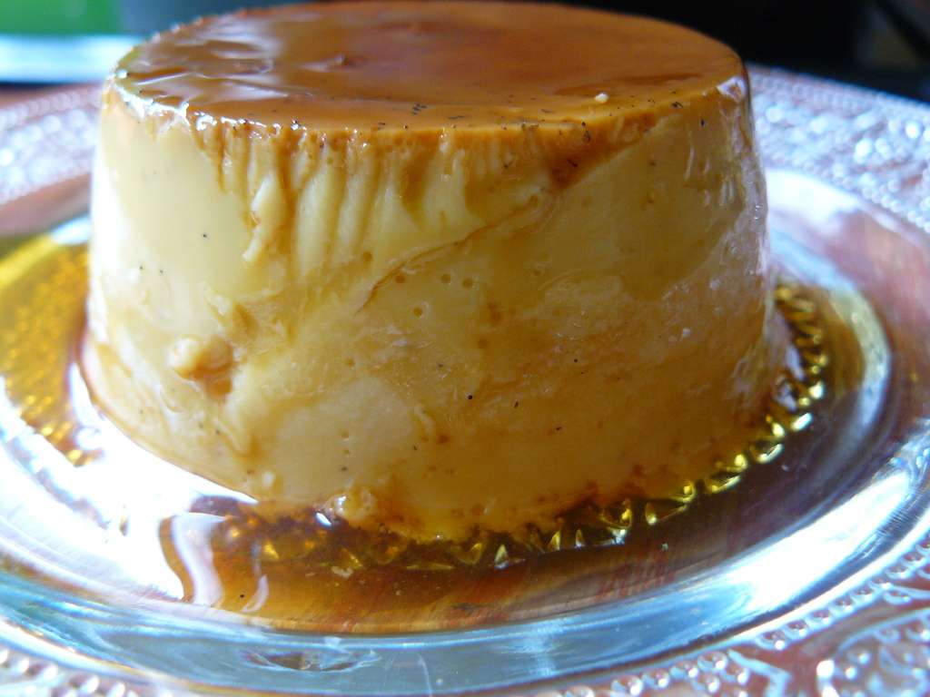 French Desserts Cr 232 Me Caramel A French Gift To The World
