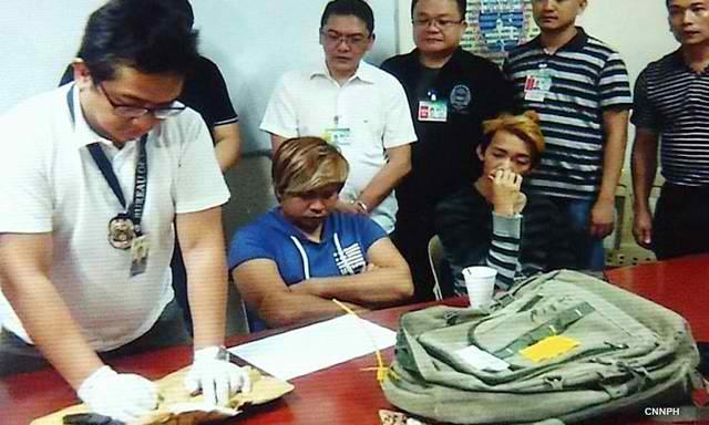 BREAKING: Anak ni De Lima's Arestado sa Airport Na May 50kgs na Shabu