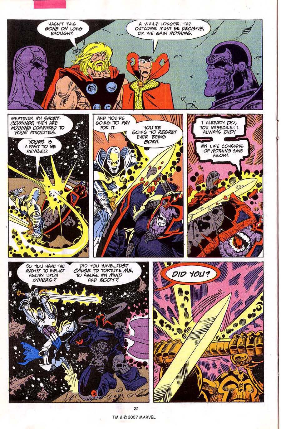 Read online Silver Surfer (1987) comic -  Issue #59 - 24