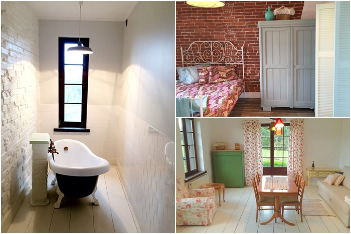 apartament Rybie Oko   pensjonat Zagroda Śledziowa   lvlupstudio