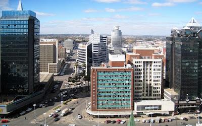Harare - Capital de Zimbabwe