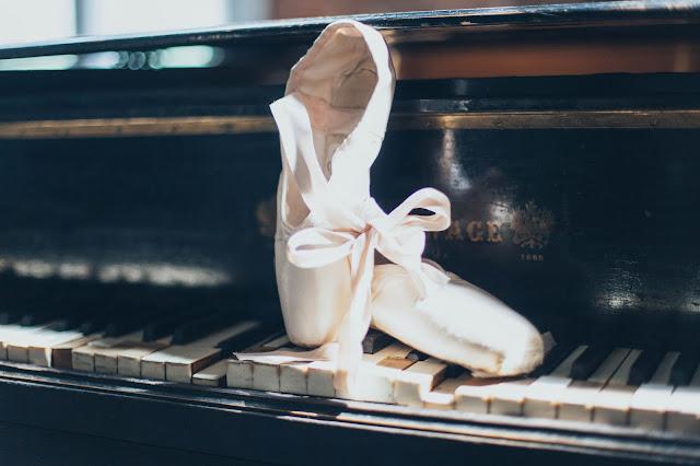 пуанты и рояль