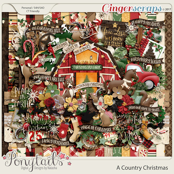 http://store.gingerscraps.net/A-Country-Christmas.html