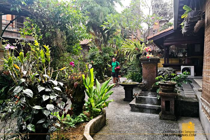 Puri Saraswati Bungalows Ubud
