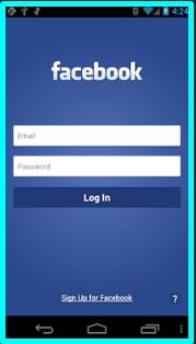 facebook login via app