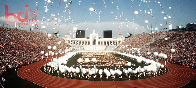 Olimpiade Los Angeles 1984