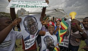 Zimbabwe poised to swear in new president, Emmerson Mnangagwa