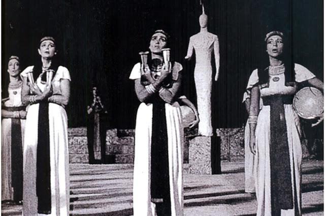 """""""Εκπαιδεύοντας το κοινό στο αρχαίο δράμα"""" στο ΚΑΠΗ Ναυπλίου"""