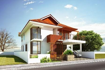 Modern House Designs 2014 - Exterior Designs