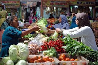 Pengertian dan fungsi pasar