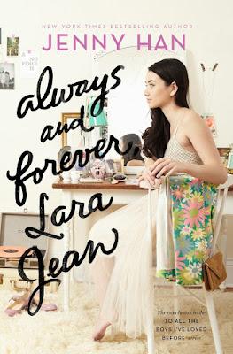 Divulgada a capa de Always and Forever - Terceiro livro de Para todos os garotos que já amei (Jenny Han)