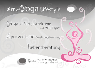 flyer design Yoga instructor